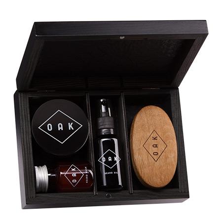 OAK-beard-box