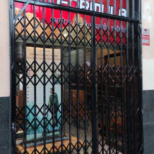 Instalación de 2 Ballestas en local de Sant Cugat del Vallès