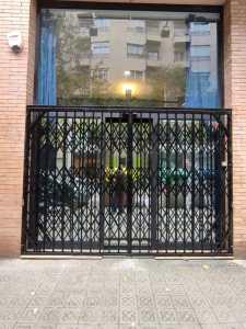 Instalación de 3 Ballestas en local de Barcelona