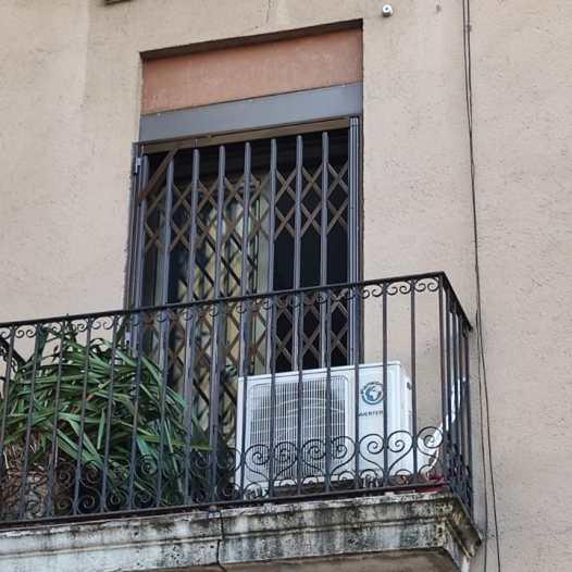 Instalación de 2 Ballestas en piso de Barcelona