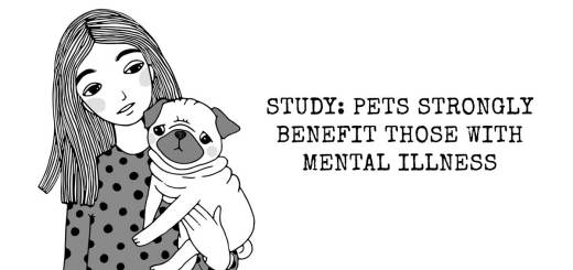 Study: Pets Strongly Benefit Those With Mental Illness