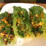 TACOS DE LECHUGA CON POLLO AL PASTOR 3 - ¿Como preparar unos Tacos de Lechuga con Pollo al Pastor?