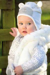 Mayoral Baby Girls Winter Outfit