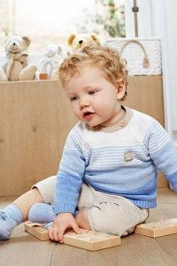 Mayoral Baby Boys Sweater Outfit