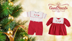 Children's Christmas Outfits