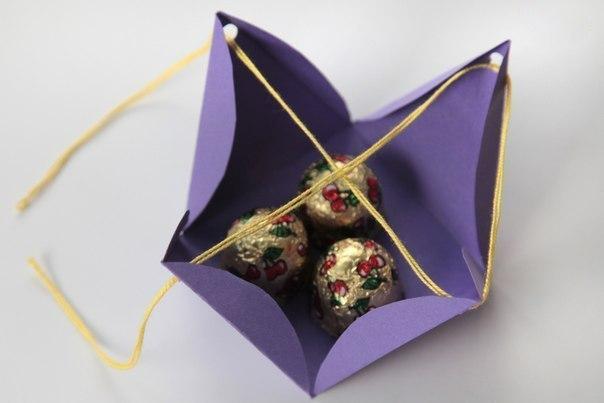 DIY Cute Simple Pyramid Gift Box  Good Home DIY