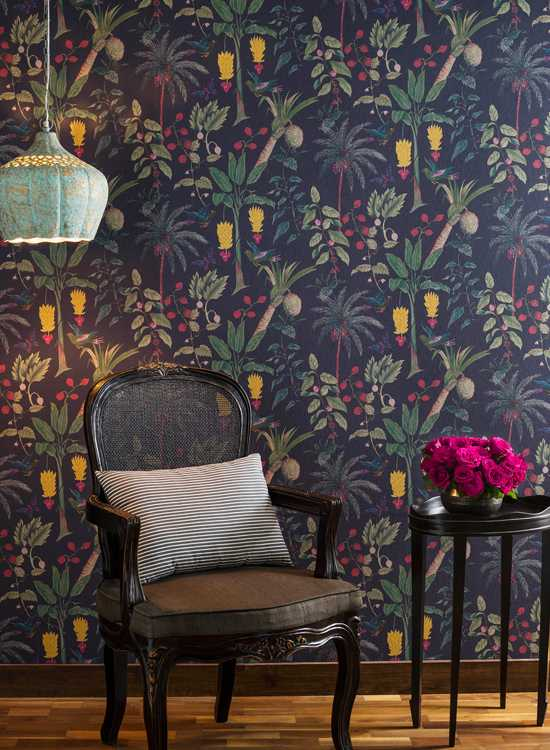 Four Types Of Wallpapers To Bring Greenery Into Your Space
