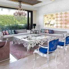 All White Living Room Ideas Designs Indian House Decorating For Your Style Goodhomes India Pink And