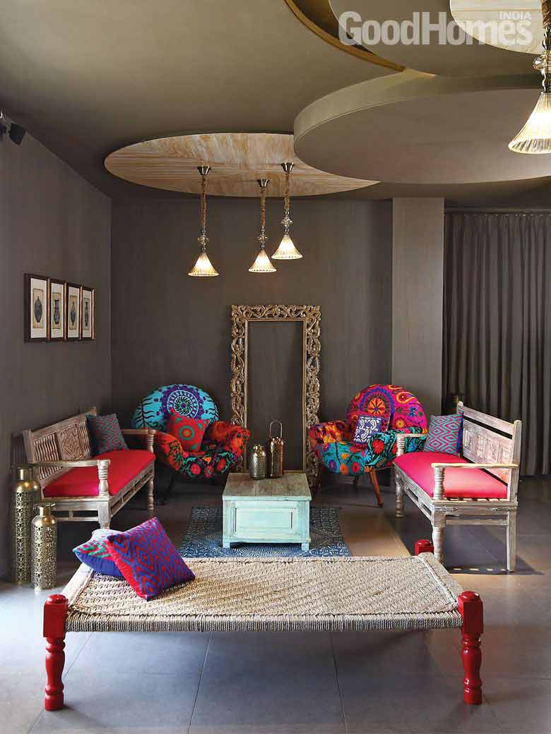 Living Room decorating ideas for your style | GoodHomes India
