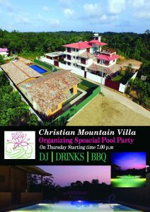 Christian Mountain Villa