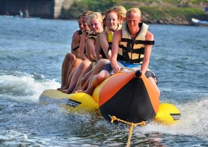 banana-boat-water-fun Malu Banna Watersports Activities Bentota Sri Lanka