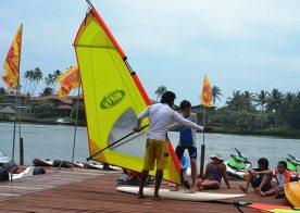 wind-surf-learning-Malu Banna Watersports Activities Bentota Sri Lanka