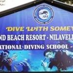 International Dive School Hikkaduwa Trincomalee Sri Lanka Soomey and Sachin