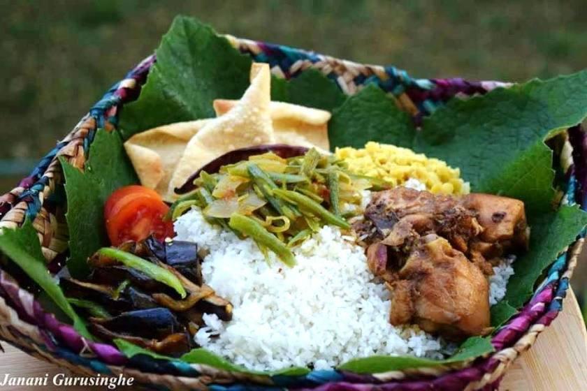 Sri Lanka Food Meals Restuarant 15