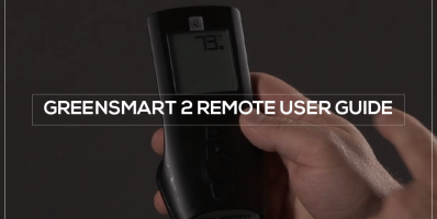 GreenSmart 2 Remote User Guide