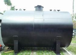 above ground tank