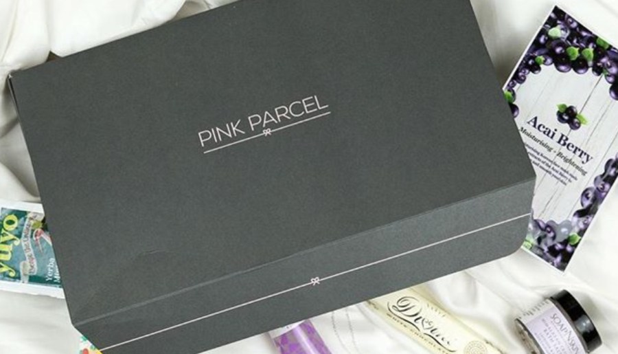 Pink Parcel Subscription Boxes