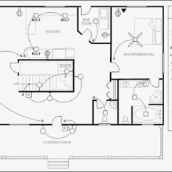 Lighting Ring Circuit Wiring Diagram Basketball Court Coaches Printable Tips For Planning The Electrical Layout When Building A House - Good Ideas And