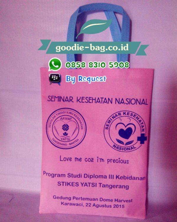 Goody Bag Seminar Nasional