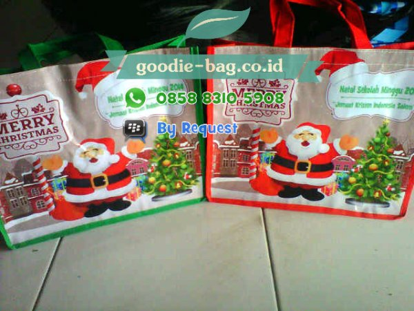 goodie bag natal / goody bag christmast