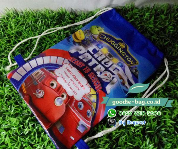 Tas Souvenir Ulang Tahun Chuggington