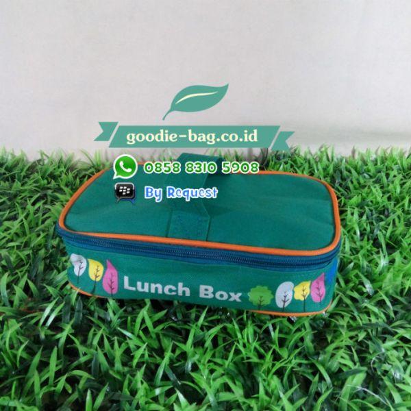 Tas Lunch box bahan dinier jakarta