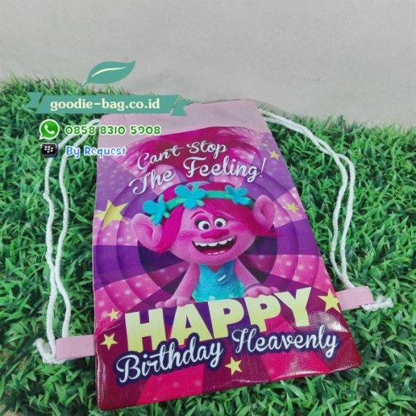 souvenir ulang tahun trolls murah jakarta