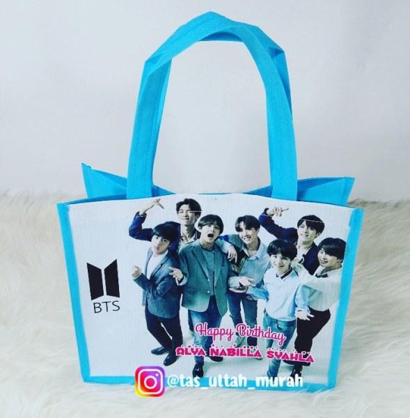 Tas Ulang Tahun Kpop murah