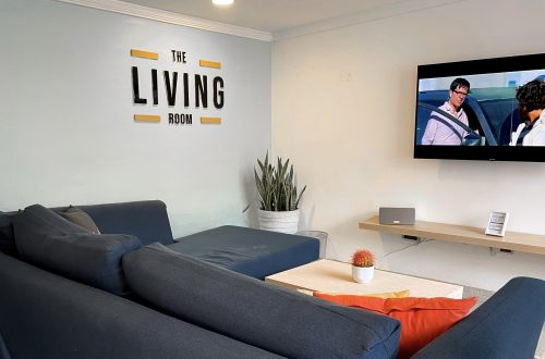 The Living Room Abuja