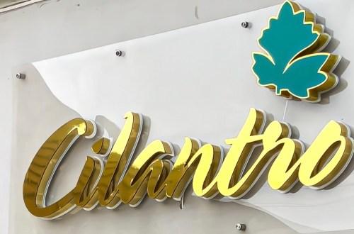 Cilantro - Zuma Rock Resort