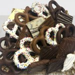Chicago Gourmet Gift Baskets Custom Candy Gift Baskets Goodies