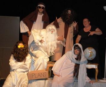 God On God Cast & Crew