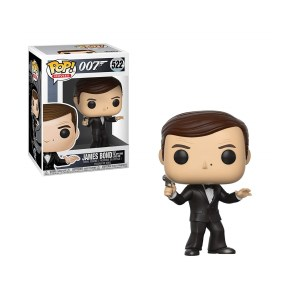 Funko Pop James bond (The Spy who loved me) – 522