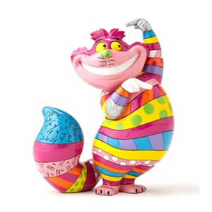 Figurine « CHESHIRE CAT » par Britto