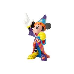 Figurine «Mickey sorcerer» par Britto