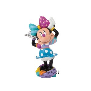 Figurine « Minnie Coquette » par Britto
