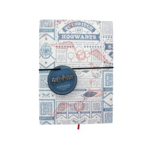 Carnet de notes «QUIDDITCH»