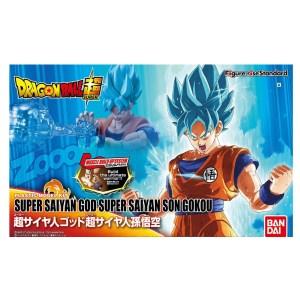 Maquette «GOKOU SUPER SAIYAN GOD»