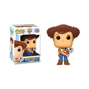 Sheriff Woody (with forky) – 535
