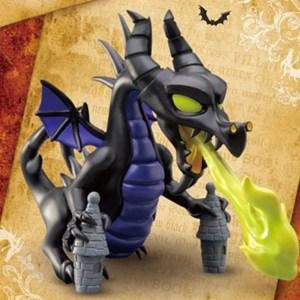 Maléfique en Dragon
