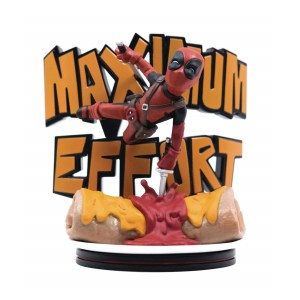 Deadpool « Maximum Effort »