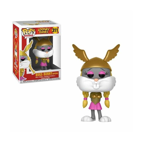Figurine Funko Pop Bugs Bunny (Opéra) – 311
