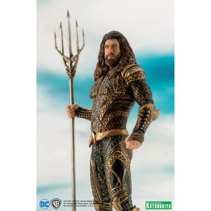 Figurine Kotobukiya DC comics Justice League AQUAMAN