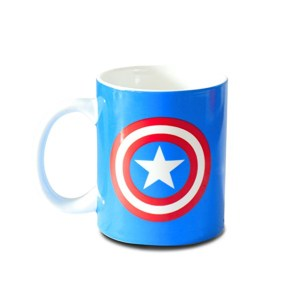 Mug céramique « Captain America »