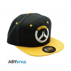 Casquette snapback « OVERWATCH » logo