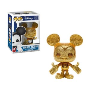 Mickey Mouse (Diamond gold) – 01