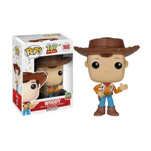 Funko Pop Toy story Woody (20th)  – 168