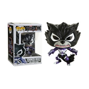 Funko pop Marvel Venomized Rocket – 515