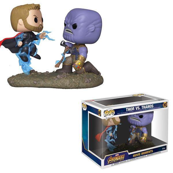 Figurine Funko Pop Thor vs Thanos – 707