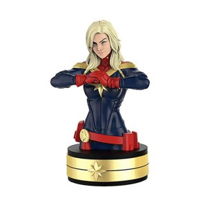 Buste « CAPTAIN MARVEL »